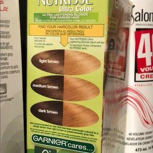 Other - Free gifts! Hair dye & bleach huge bundle